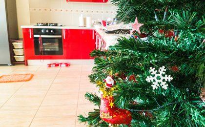 Worktop Warehouse Kitchen Christmas Makeover