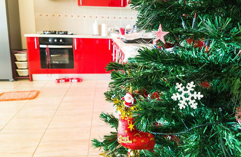 Worktop Warehouse Kitchen Christmas Makeover