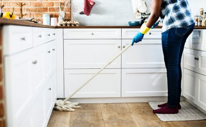 Worktop Warehouse Kitchen Spring Cleaning Tips